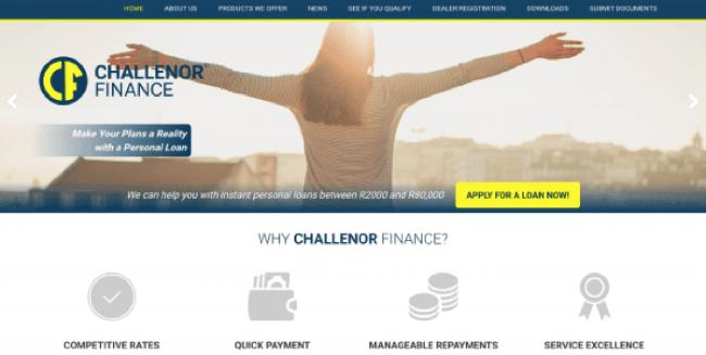 Challenor® Finance