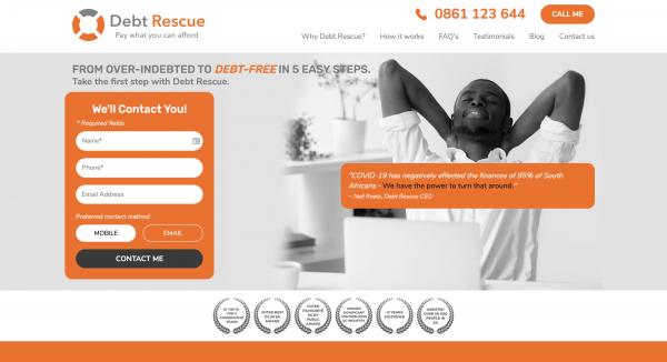 Debt Rescue - Debt Consolidation