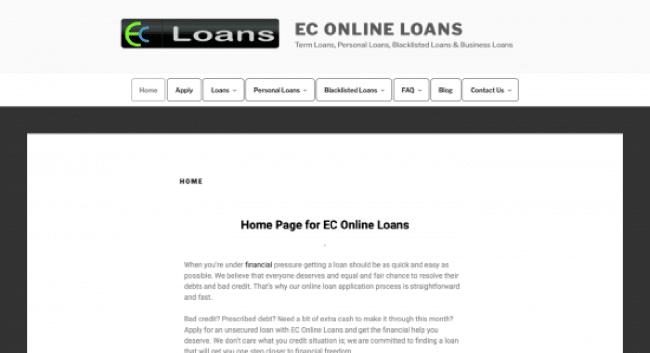 EC Loans