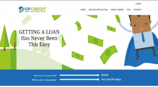 gp credit Solutions (Pty) Ltd