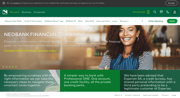 Nedbank Business Loans