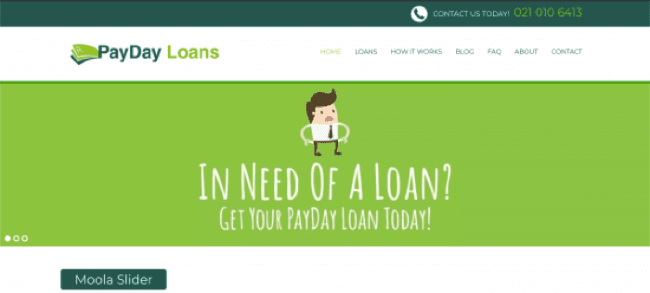 PayDay Loans - Loans up to R3.000