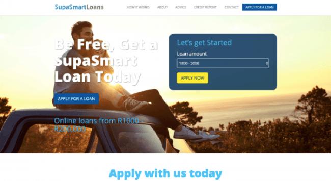 SupaSmartLoans - Loans up to R200.000